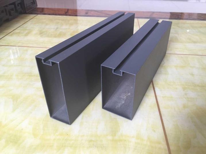 凹槽铝型材铝方通